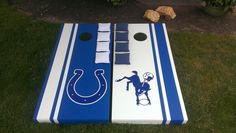 Indianapolis Colts Set. Completed 7/20/14.