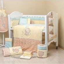 Baby Bedding Set for Crib Newborn Baby Bed Linens for Girl Boy Cartoon Bear Detachable Cot Bumpers Sheet Quilt(China (Mainland)) Cheap Linens, Cheap Bed Linen, Cot Bumper, Bedding Sets Online, Baby Bedding Sets, Linen Bedding, Bed Linens, Baby Cribs, Bed Covers