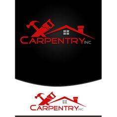 "Original submission of design entry by Ngepet_art for ""Creative Logo Design for Carpentry inc."" listed under Identity - Logo. Creative Logo, Handyman Logo, Construction Company Logo, Logos, Logo Desing, Wood Logo, Logo Images, Work Shirts, Business Card Logo"