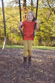 The best of the basics. Ethically made, family owned. #dresswildly #childhoodunplugged http://wildlyco.com/