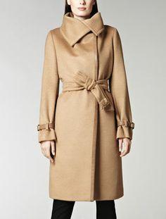 Maxmara Pure camel coat