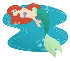 Ariel by BloodRose2121 on deviantART