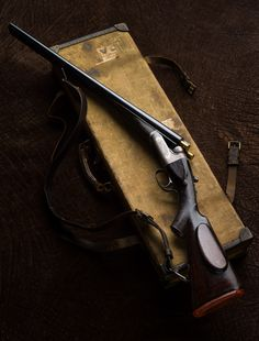 Westley Richards, 577, Droplock Rifle, Sutherland,