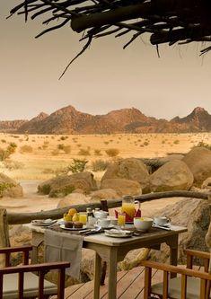 6 Pro pictures taken at Camp Kipwe, Namibia showing rooms and safari activities Kenya, Beautiful World, Beautiful Places, Safari Wedding, Vintage Safari, Cap Vert, Namibia, Out Of Africa, Photos Voyages