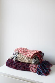 Textile artist Birgitta Magnusson.