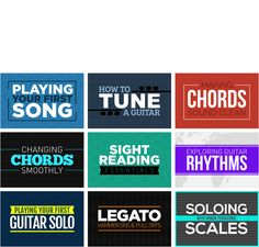 Free online guitar lessons for beginners and experienced guitarists. The step-by-step videos include beginner guitar lessons, blues guitar lessons, and much more.