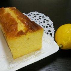 混ぜるだけ!!しっとり♪レモンケーキ☆+by+satorisuさん+|+レシピブログ+-+料理ブログのレシピ満載! レモンの香り・ケーキだけどさっぱり感がこれからの季節にぴったりです♪