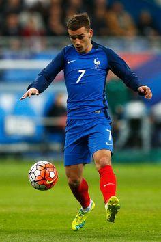 Antoine Griezmann, France.