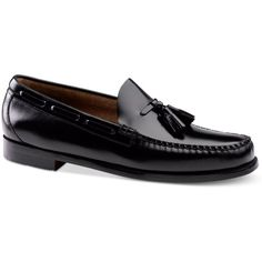 Bass & Co. Men's Lexington Weejuns Loafers ($110) ❤ liked on Polyvore featuring men's fashion, men's shoes, men's loafers, black, mens black formal shoes, mens loafer shoes, mens shoes, mens black loafers shoes and mens formal shoes