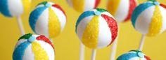 Imagem de http://partyonpurposeshop.com/wp-content/uploads/2012/08/beach-ball-cake-pop-640x234.jpg.