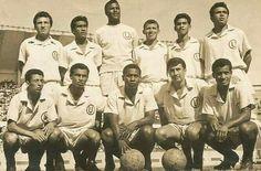 Universitario de Deportes año 1964.