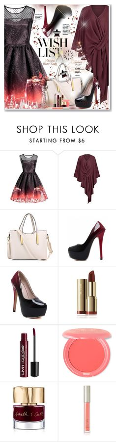 """""""#PolyPresents: Wish List"""" by sneky ❤ liked on Polyvore featuring Charlotte Russe, Stila, Smith & Cult, Ilia, contestentry and polyPresents"""