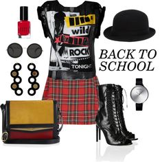 """Back To School"" by julie-price-thiede on Polyvore"