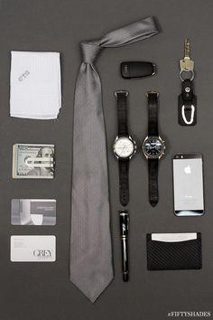 Los objetos del Sr. Grey