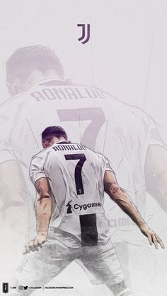 Cristiano Ronaldo wallpaper by ElnazTajaddod - - Free on ZEDGE™ Cristiano Ronaldo 7, Messi And Ronaldo, Ronaldo Inter, Football Ronaldo, Football Art, College Football, Cr7 Juventus, Cr7 Messi, Cr7 Wallpapers