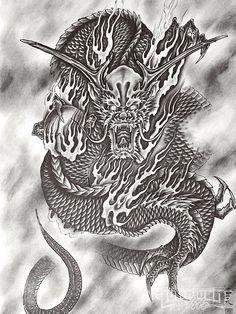 Lrap Tattoo Artist Horiyoshi Iii Dragon
