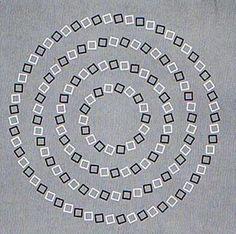 Illusioni Ottiche Cerchi O Spirali Intrecciate