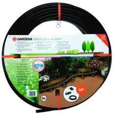 Gardena Buisklem 13 Mm 1 2 Harde Oppervlakten Gardena Micro Drip Systeem Pinterest
