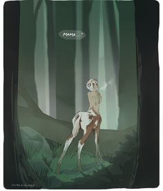 This centaur reminds me of Alastair.