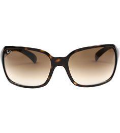 RAY-BAN Light havana square sunglasses in tortoiseshell with brown tinted lenses 60 Tortoise Shell, Havana, Sunglasses Accessories, Croatia 2016, Eyewear, Lenses, Ray Bans, Stylish, Brown