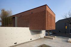 www.veredas.arq.br---- Pin Veredas Arquitetura--- Inspiração Galeria de Escritório e Instalações Hong-Hyun Bukchon / Interkerd Architects - 3