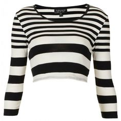 Celebrities who wear, use, or own Topshop Varigated Long Sleeve Crop Top. Also discover the movies, TV shows, and events associated with Topshop Varigated Long Sleeve Crop Top. Striped Long Sleeve Shirt, Striped Crop Top, Long Sleeve Crop Top, Long Sleeve Shirts, Stripe Top, Dyt Type 4 Clothes, Casual Clothes, Winter Clothes, Tube Skirt