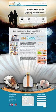 Slim Shape strona główna slide 1 wariacje NOC
