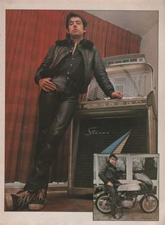 ♬'''Chris Spedding SuperBike (UK) - June 1977 : 2 pages long with interview. Rebel without a Licence. :) .'''♬ http://www.chrisspedding.com/press/mag/sb197706uk/index.htm