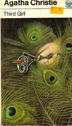 Third Girl by Agatha Christie by The Woman in the Woods, via Flickr - Cover art by Tom Adams