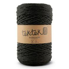 TEK-TEK® BARBANTE | Black Yarn