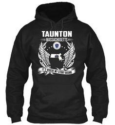 Taunton, Massachusetts - My Story Begins