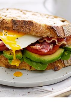 The perfect hangover cure, this wonderfully-filled sandwich can be ready in just 15 minutes.