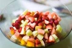 Recept Zomerse fruitsalade – Salades  zo