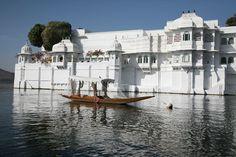 Lake Palace Hotel -  Maharani Sakshi Shah (1743-1746 Udaipur, India)
