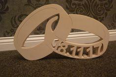 Weiteres - Ringe mit Datum aus Holz - ein Designerstück von Inkes-World bei DaWanda