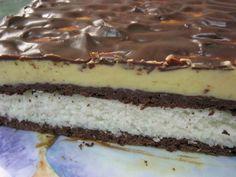 """Prăjitura """"Diafană"""" - o reţetă extrem de simplă, cu un gust minunat, gata în 15 minute"""