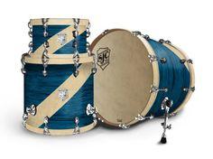Virtual Kit Designer   SJC Custom Drums