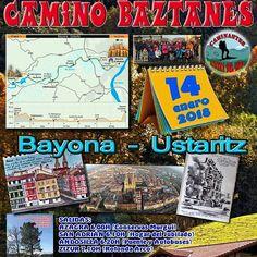 Rumbo a una nueva aventura... #caminodesantiago #caminobaztanes