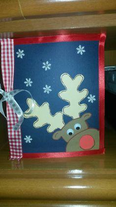 Η χριστουγεννιατικη καρτα
