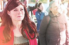 Rumbelle in 3x10: The New Neverland GIF