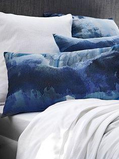 Anise seaspray housewife pillowcase pair
