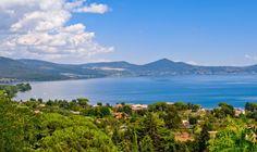 Lake Bracciano - The Italian Lakes Guide • DESIGN. / VISUAL.