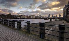 London City Sunrise Bankside 021