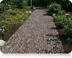 Wittmunder Klinker: Straatbakstenen
