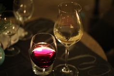 Feiern bei gutem Wein im Restarant Remise in Stolpe auf Usedom.