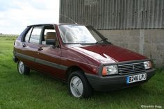 Citroën Visa Psa Peugeot Citroen, Citroen Car, My Dream Car, Dream Cars, Automobile, Old Cars, Vintage Cars, Classic Cars, France