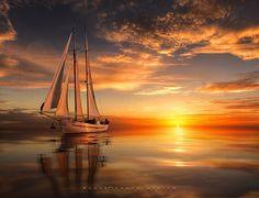 Sunset fine art by Manuel Roger - Photo 179971389 / 500px