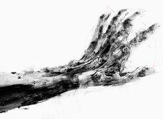 by Edgar Nabla Far Away, Portrait, Illusions, Digital Art, Nature, Digital Photography, Contemporary, Artist, Naturaleza