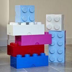 Giant LEGO Storage Blocks - Playroom Large Bundle 115