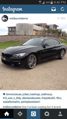 My baby! Bmw 4 series